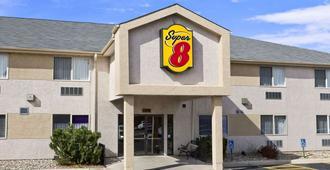 科罗拉多斯普林斯机场速8酒店 - 科罗拉多斯普林斯 - 建筑
