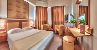 雅典西普瑞亚酒店 - 雅典 - 睡房