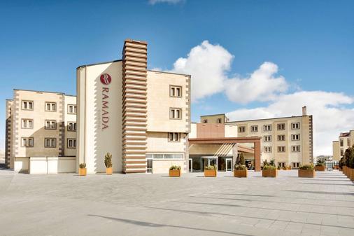 卡帕多西亚华美达酒店 - 内夫谢希尔 - 建筑