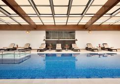 卡帕多西亚华美达酒店 - 内夫谢希尔 - 游泳池