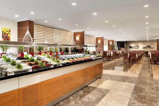 卡帕多西亚华美达酒店 - 内夫谢希尔 - 自助餐