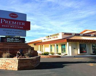 Best Western Premier Grand Canyon Squire Inn - Grand Canyon Village - 建筑