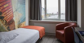 鹿特丹郁金香酒店 - 鹿特丹 - 睡房