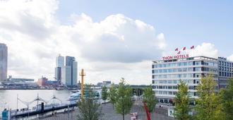 鹿特丹郁金香酒店 - 鹿特丹 - 户外景观