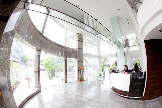 曼谷董里酒店 - 曼谷 - 大厅
