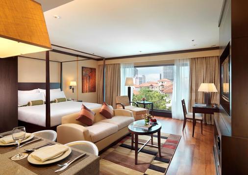 迈可赛套房酒店 - 吉隆坡 - 睡房