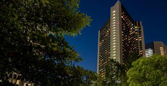 东京全日空洲际酒店 - 东京 - 客厅