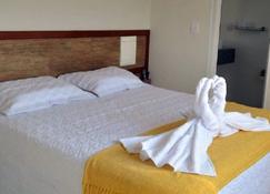 悬崖湖酒店 - 卡皮托利乌 - 睡房
