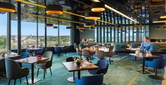 索菲特 - 卢森堡 - 餐馆