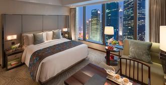 上海浦东文华东方酒店 - 上海 - 睡房