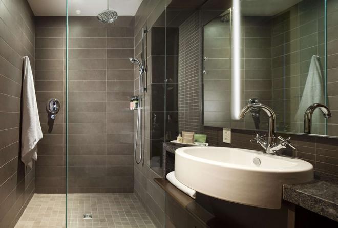 魁北克71酒店 - 魁北克市 - 浴室