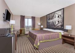 哥伦布机场速8酒店 - 哥伦布 - 睡房