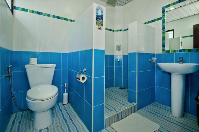 壁虎之家紫藤花园旅馆 - 普林塞萨港 (公主港) - 浴室