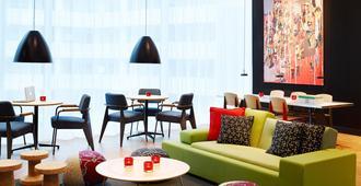 鹿特丹世民酒店 - 鹿特丹 - 休息厅