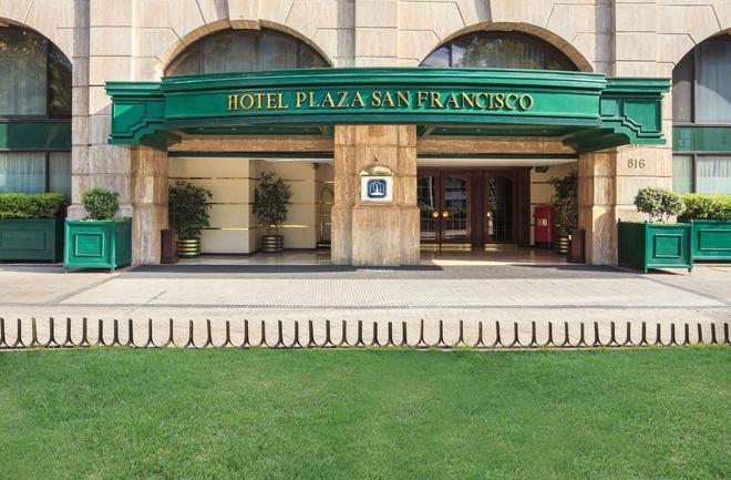 三藩市广场酒店 - 圣地亚哥 - 建筑