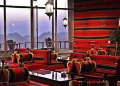 洛矶山酒店 - 瓦迪穆萨 - 休息厅