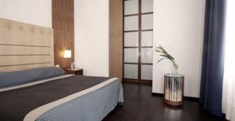 意大利大酒店 - 帕多瓦 - 睡房