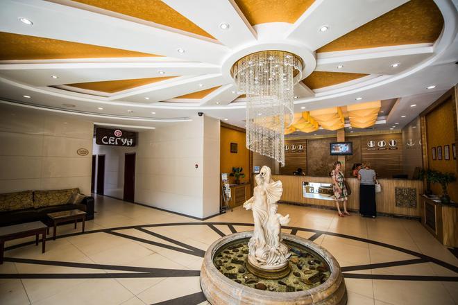 G 帝国酒店 - 努尔苏丹 - 柜台