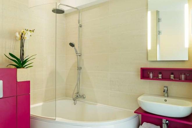 乐榭莱昂酒店 - 图卢兹 - 浴室