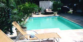 伊莎贝尔公主子爵旅馆 - 彼得罗波利斯 - 游泳池