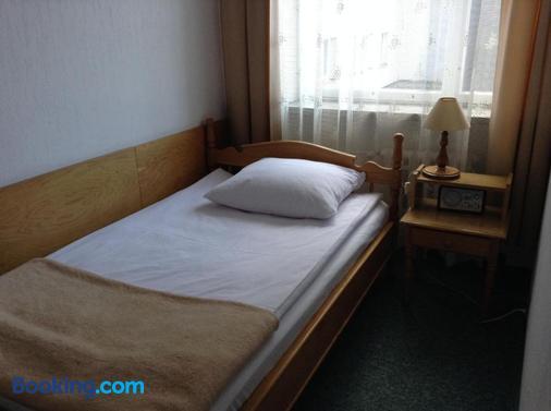 格曼特客派酒店 - 扎科帕内 - 睡房