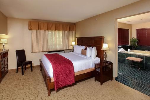 奥克伍德品质酒店 - 斯波坎 - 睡房