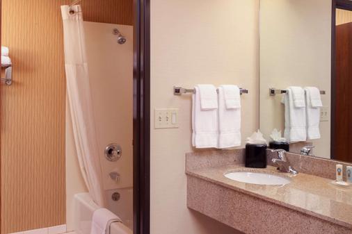 奥克伍德品质酒店 - 斯波坎 - 浴室