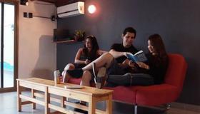 费利斯豪斯青年旅舍 - 布宜诺斯艾利斯 - 睡房