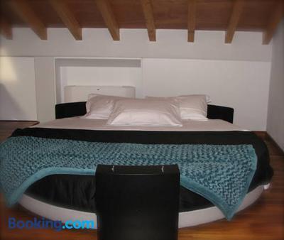 帕里奇套房及公寓酒店 - 帕尔马 - 睡房