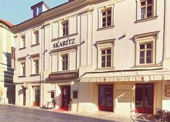 斯卡利兹酒店暨公寓 - 布拉迪斯拉发 - 建筑