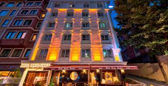 圣索菲亚大酒店 - 伊斯坦布尔 - 建筑