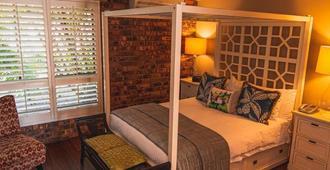 波丽娜棕榈精品汽车旅馆 - 波丽娜 - 睡房