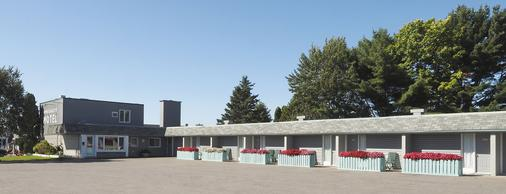 阿姆巴萨德汽车旅馆 - 苏圣玛丽 - 建筑
