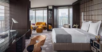 华盛顿特区水门酒店 - 华盛顿 - 睡房