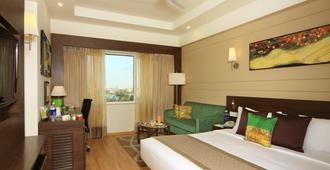 班加罗尔纽索尔湖柠檬树尚品酒店 - 班加罗尔 - 睡房