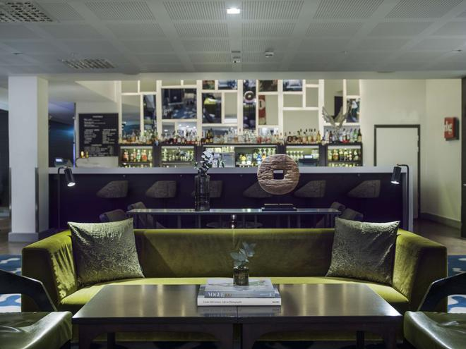 丽笙蓝光酒店-斯德哥尔摩海滨 - 斯德哥尔摩 - 酒吧