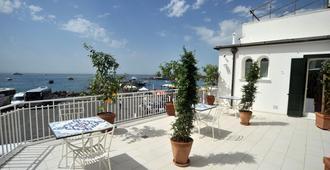 阿玛尔菲塔诺之心阳台酒店 - 阿马尔菲 - 阳台