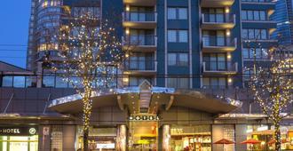 温哥华蓝色地平线酒店 - 温哥华 - 建筑