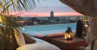 达兹勒温德姆蒙得维的亚酒店 - 蒙得维的亚 - 游泳池
