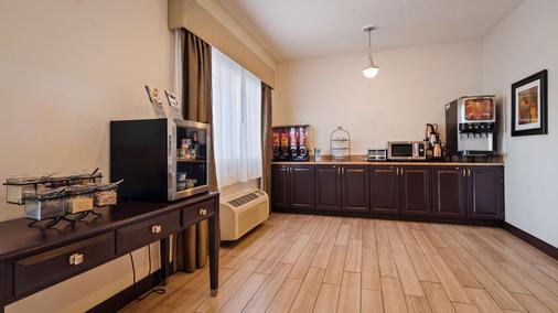 西佳plus伊戈尔瑞吉套房旅馆 - 普韦布洛 - 自助餐
