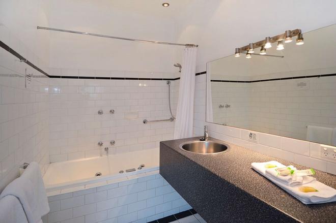 吉朗最佳西方汽车旅馆及服务公寓 - 吉朗 - 浴室