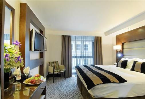 伦敦肯辛顿公园大酒店 - 伦敦 - 睡房