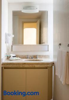 中央公园花园套房公寓式酒店 - 圣保罗 - 浴室