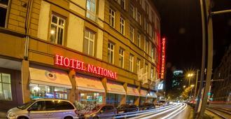 法兰克福国家酒店 - 法兰克福 - 建筑