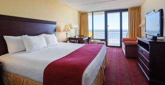 贝斯特韦斯特海滩度假酒店 - 北默特尔比奇 - 睡房