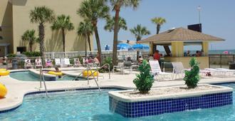 贝斯特韦斯特海滩度假酒店 - 北默特尔比奇 - 游泳池