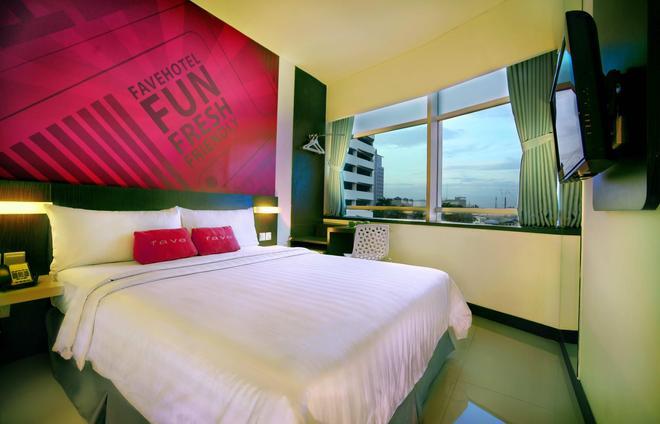普鲁特村最爱酒店 - 北雅加达 - 睡房