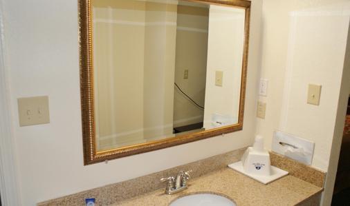美洲最有价值酒店 - 杰克森堡 - 哥伦比亚 - 浴室