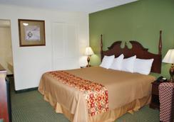 美洲最有价值酒店 - 杰克森堡 - 哥伦比亚 - 睡房