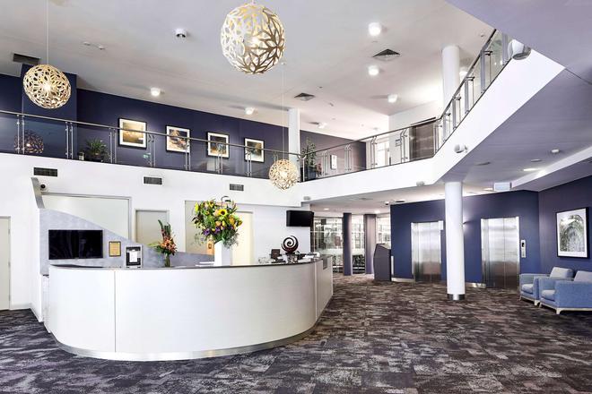 堪培拉迪克森品质酒店 - 堪培拉 - 大厅